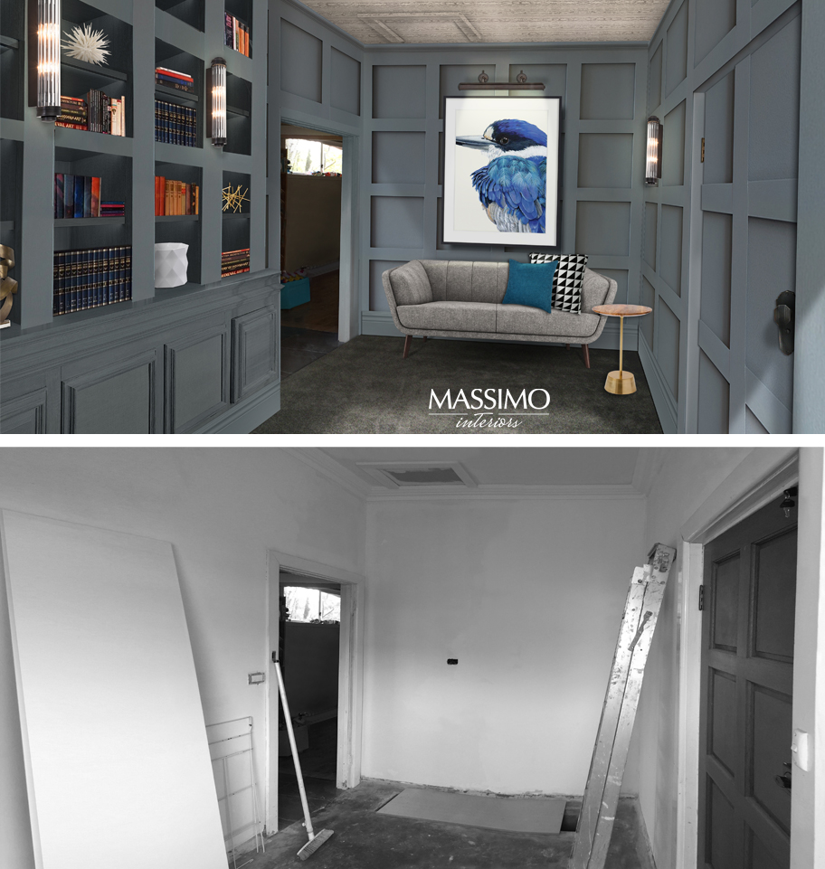 BEFORE AFTER-Murrumbeena Residence-4