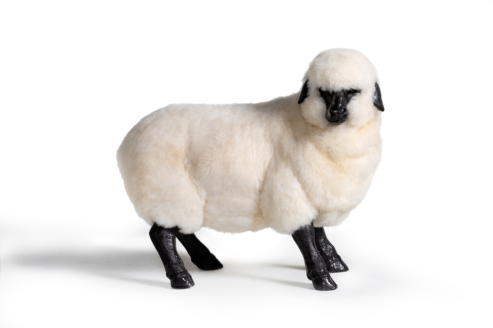 SILVANA the Sheep